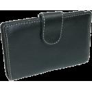 αA(アルファエー) Wallets -  Credit Card Wallets for Women Black