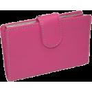 αA(アルファエー) Wallets -  Credit Card Wallets for Women Pink