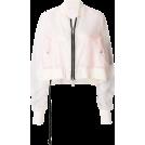 Mees Malanaphy Jacket - coats -  Cropped bomber jacket