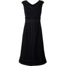 sandra  Vestidos -  DOLCE & GABBANA Flared Dress