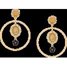 beautifulplace Earrings -  DOLCE & GABBANA Madonna medallion earrin