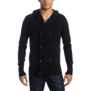 DIESEL Cardigan -  Diesel Men's K-Air Sweater Black