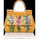 glamoura Hand bag -  Dolce & Gabbana Dauphine Floral-Print Le