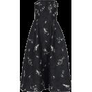 HalfMoonRun Dresses -  ERDEM dress