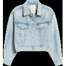 beautifulplace Jacket - coats -  Embellished Denim Jacket LA VIE REBECCA