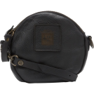 Frye Bag -  FRYE Brooke Soft Vintage Leather Cross Body Black