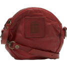 Frye Bag -  FRYE Brooke Soft Vintage Leather Cross Body Burnt Red