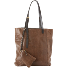 Foley + Corinna Bag -  Foley + Corinna Corinna N/S 9904442 Tote Brown Lizard