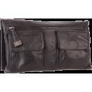 Foley + Corinna Clutch bags -  Foley + Corinna Foldover 8806032A Clutch Midnight/Black