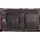 Foley + Corinna Clutch bags -  Foley + Corinna Foldover 8806032A Clutch Venom Pony/Black