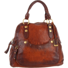 Frye Bag -  Frye Elaine Vintage Shoulder Bag,Whiskey,One Size