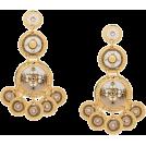 beautifulplace Earrings -  GAS BIJOUX Sequin double earrings