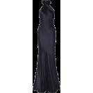 sandra  Vestidos -  Galvan Pandora silk-satin gown