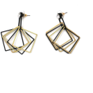 lence59 Earrings -  Geometric Earrings