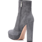 Aurora  Boots -  Gianvito Rossi Grey Ankle Boots