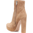 Aurora  Boots -  Gianvito Rossi Tan Ankle Boots