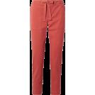 JecaKNS Pantaloni capri -  HATCH Nina cropped twill pants