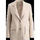 HalfMoonRun Jacket - coats -  HOLZWEILER blazer