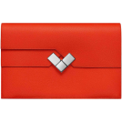 dehti Clutch bags -  /Hermes-Fortunio-Clutch-Red
