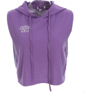 FECLOTHING T-shirts -  Hooded Sleeveless Tank Top T-Shirt