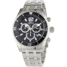 Invicta Relojes -  Invicta Men's 0621 II Collection Chronograph Stainless Steel Watch