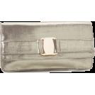 Ivanka Trump Clutch bags -  Ivanka Trump Allison ITR064-01 Clutch Bronze