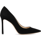 Evelin  Classic shoes & Pumps -  JIMMY CHOO Romy 100 suede pumps€495