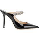 HalfMoonRun Classic shoes & Pumps -  JIMMY CHOO crystal embellished shoe