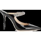 HalfMoonRun Klasyczne buty -  JIMMY CHOO crystal embellished shoe