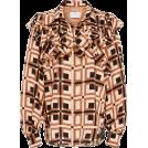 MATTRESSQUEEN  Long sleeves shirts -  JOHANNA ORTIZ