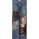 svijetlana2 Jeans -  JUNYA WATANABE Patchwork jeans