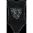 lence59 Kupaći kostimi -  Jacquard Bandeau Swimsuit