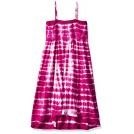 Jessica Simpson Vestidos -  Jessica Simpson Big Girls' issy Tie Dye 2 Way Dress/Skirt