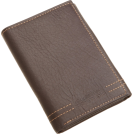 Kenneth Cole Reaction Wallets -  Kenneth Cole REACTION Men's Trifold Wallet Brown