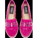dora04  Flats -  Kenzo Espadrilles