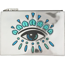 sandra  Borse con fibbia -  Kenzo Eye Clutch Bag