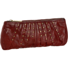 Kooba Clutch bags -  Kooba Claire Studded Convertible Clutch Red