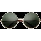 HalfMoonRun サングラス -  LIERA hippie oversized sunglasses
