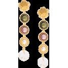 beautifulplace Earrings -  LIZZIE FORTUNATO JEWELS Nonna Flower ear