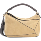 svijetlana2 Hand bag -  LOEWE Puzzle suede shoulder bag