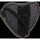 LeSportsac Bag -  LeSportsac  Ruffle Heart Cross Body,Mod Dot Ruffle,One Size