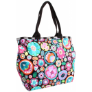 LeSportsac Bag -  LeSportsac City Tote Brilliant Sparkle