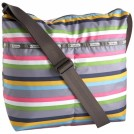 LeSportsac Bag -  LeSportsac Cleo Cross-Body Black Patent