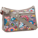 LeSportsac Bag -  LeSportsac Deluxe 265 Everyday Satchel Peppy