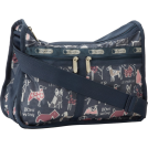 LeSportsac Bag -  LeSportsac Deluxe Everyday Shoulder Bag Bow Wow