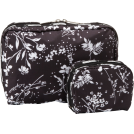 LeSportsac Bag -  LeSportsac Extra Large Rectangular & Square Combo Cosmetic Case Wild Flowers