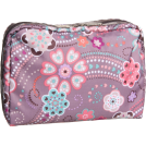 LeSportsac Bag -  LeSportsac Extra Large Rectangular and Square Cosmetic Travel Kit-Cosmetic Bag Merriment