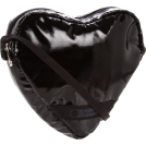 LeSportsac Bag -  LeSportsac Heart Crossbody Bag Black Patent