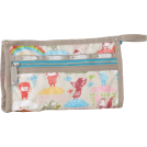 LeSportsac Torbe -  LeSportsac Mandy Cosmetic Travel Kit Cloud Riders