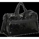 LeSportsac Bag -  LeSportsac Medium Weekender (Patent) Black Patent